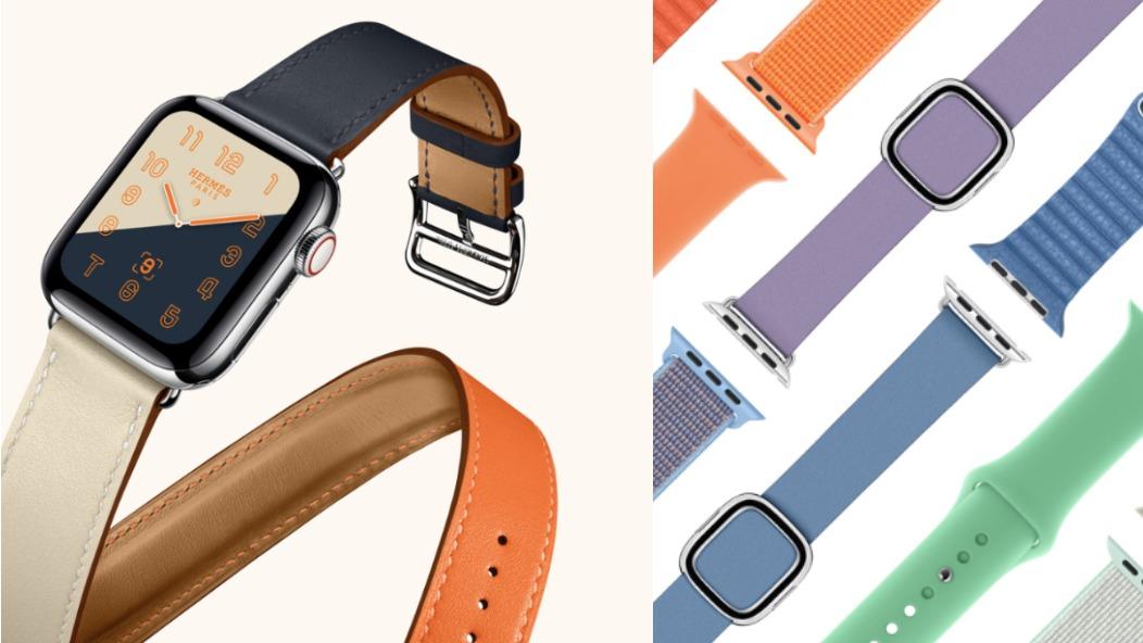 蘋果與NikeHermès推出Apple Watch錶帶錶環