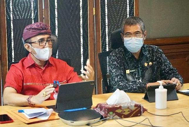 Pemkot Denpasar Sosialisasi Penerapan Manajemen Kinerja