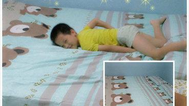 ((床墊開箱)【嘉新名床-ChiaHsine】浮力床《特硬款/7公分/雙人特大7尺》--讓我們一家超幸福的入眠一覺到天亮~!!!!