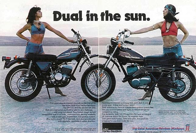 FEATURE: Harley-Davidson SX Series, Senjata Melawan Dominasi Jepang