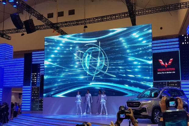 GIIAS 2019, Bukti Wuling Motors Makin Eksis di Indonesia