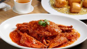 肥美秋蟹季到!飯店開賣蟹蟳料理 正宗粵式、川味、酸辣泰式都有