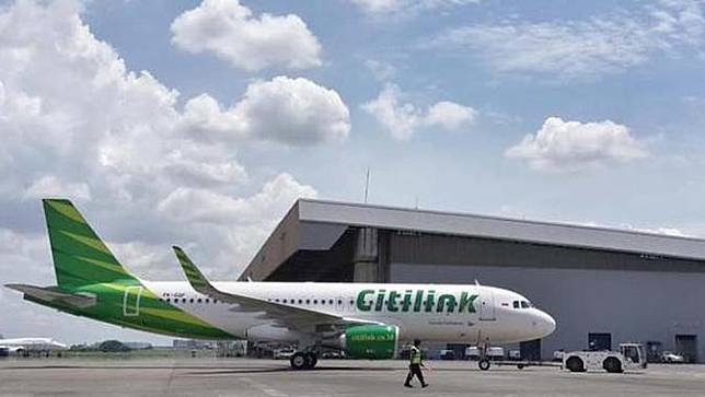 Citilink Terapkan Electronic Flight Bag di Kokpit Pesawat