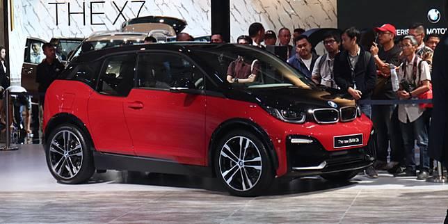 Mobil listrik BMW i3S (Otosia.com/ Cornelius Candra)