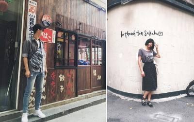 Có một Nhật Bản thu nhỏ thanh tĩnh, đầy góc 'sống ảo' giữa lòng Sài Gòn