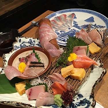 実際訪問したユーザーが直接撮影して投稿した柴崎町魚介・海鮮料理いか天国の写真