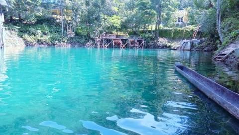 Melihat Keindahan Wisata Danau Uter di Kabupaten Maybrat, Papua Barat (1)