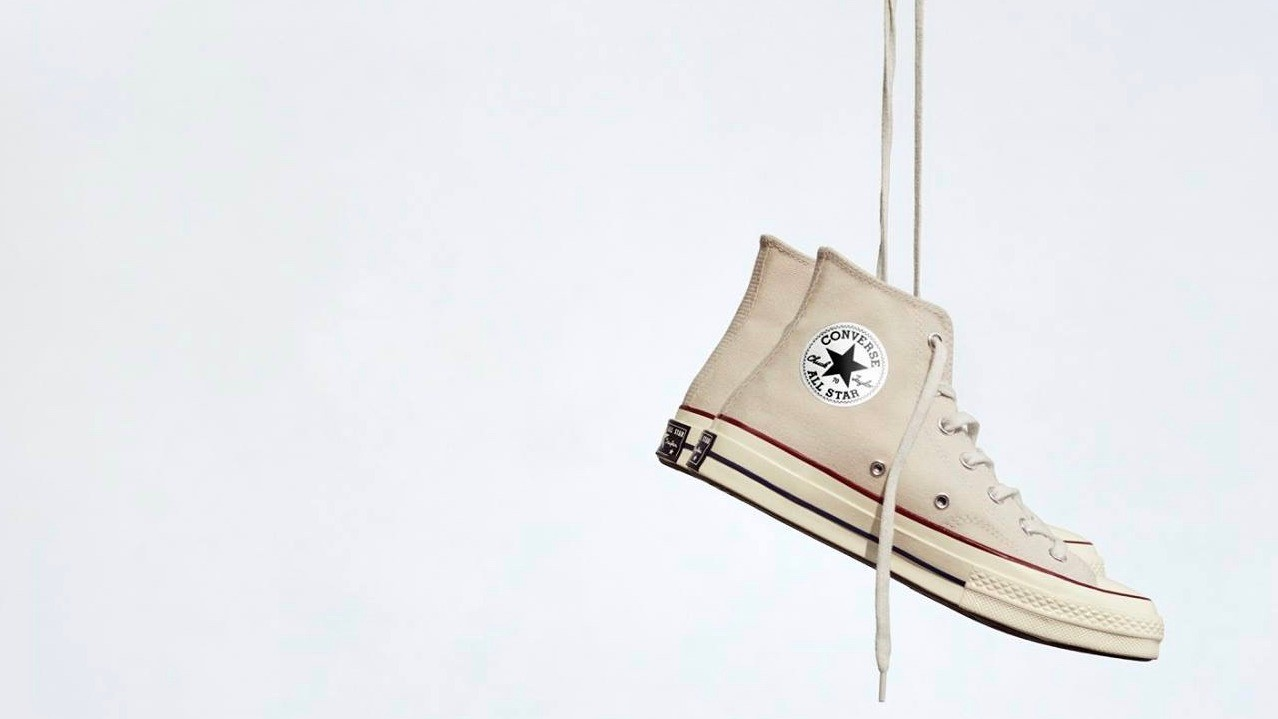Converse 7個不為人知的品牌小故事,你值得擁有一雙!