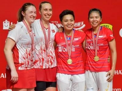 Berlangsung sukses, BWF Beri Apresiasi untuk Indonesia Masters 2020