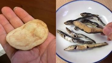 日本超強雕刻神人網路爆紅 刻出超逼真洋芋片和小魚乾!