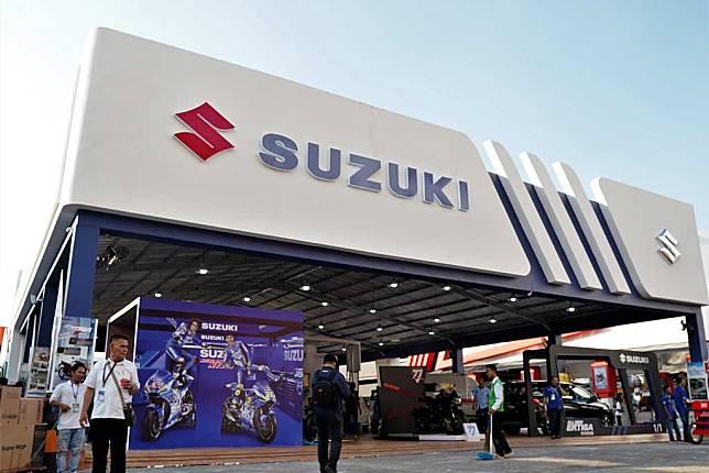 Suzuki Bawa 21 Jagoan di Jakarta Fair Kemayoran 2019