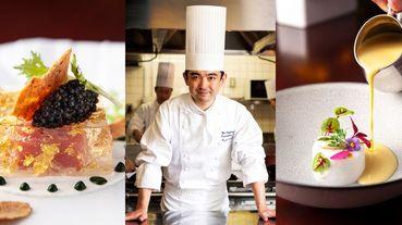 金箔+魚子醬打造藝術品般的「清酒凍!」日本米其林星級餐廳主廚「杉本雄」快閃客座西華飯店