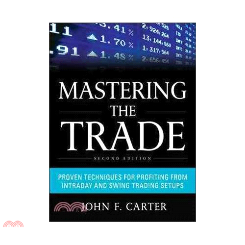 書名:Mastering the Trade定價:2210元ISBN13:9780071775144出版社:Mcgraw-Hill, Inc.作者:JOHN F. CARTER裝訂:精裝版次:2規格: