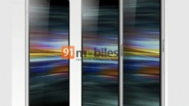 再有四款 Sony 新手機高清圖亮相:Xperia 1, 10, 10 Plus, L3