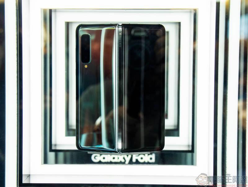 Galaxy Fold 賣得好嗎?