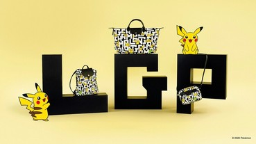 化身寶可夢訓練家!Longchamp X Pokémon推出聯名系列,開賣日期、售價報你知