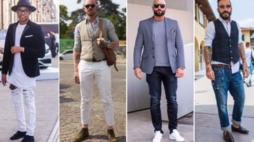哪種鞋配牛仔褲最發光 盤點 3 種潮男必備搭配知識