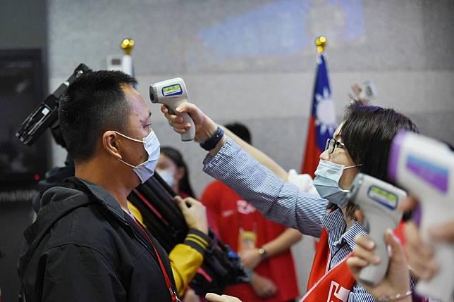 ▲武漢肺炎疫情持續延燒,目前台灣8名確診個案狀況穩定,持續住院隔離。(圖/NOWnews資料照)