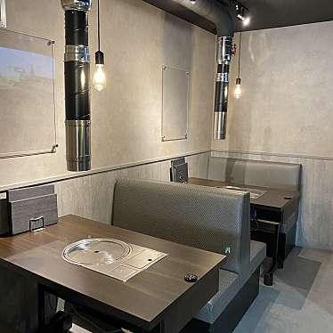 実際訪問したユーザーが直接撮影して投稿した百人町韓国料理ヨプの王豚塩焼×マイマイチキン 日本一号店の写真