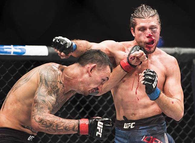 UFC: Tony Ferguson is only man who can beat Khabib - other than me, says Brian Ortega