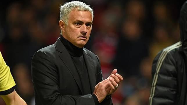 Mourinho Awali Karier Baru Saat Laga MU vs Chelsea