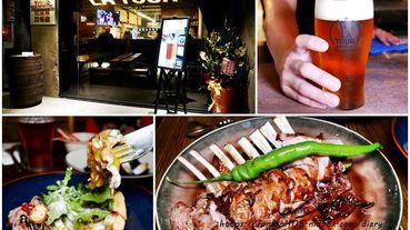 【西門餐酒館】拉圖爾精釀柴燒餐廳 La Tour Craft Beer & Wood Grill #西門町 #低溫舒肥料理 #精釀啤酒 #球賽轉播