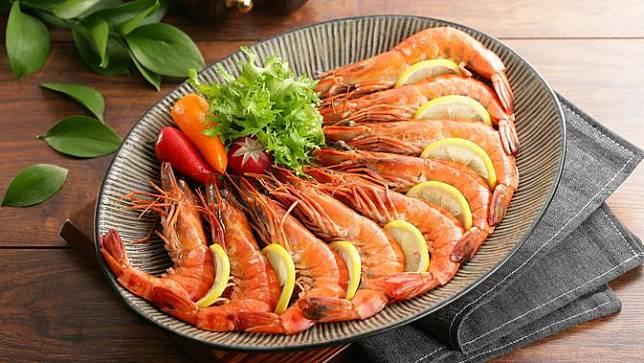 Resep Udang Rebus, Menu Diet Enak dan Sederhana   Fimela   LINE TODAY