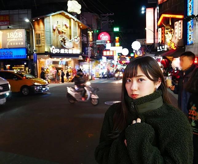 最近遊台行夜市。