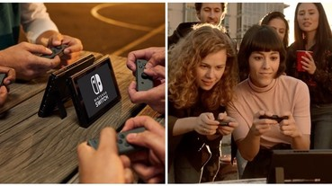 多形態的Nintendo Switch,背後是任天堂再一次對娛樂方式的革新