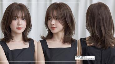 韓國捲度BESSIE PERM爆紅!髮型師推薦中長髮捲度,短髮、中長髮顯小臉、顯嫩燙髮範本