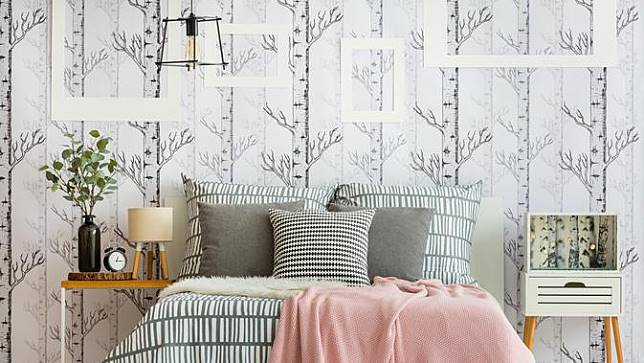 6 Cara Membuat Hiasan Dinding Kamar Buatan Sendiri yang Murah dan Simpel 250af43a78