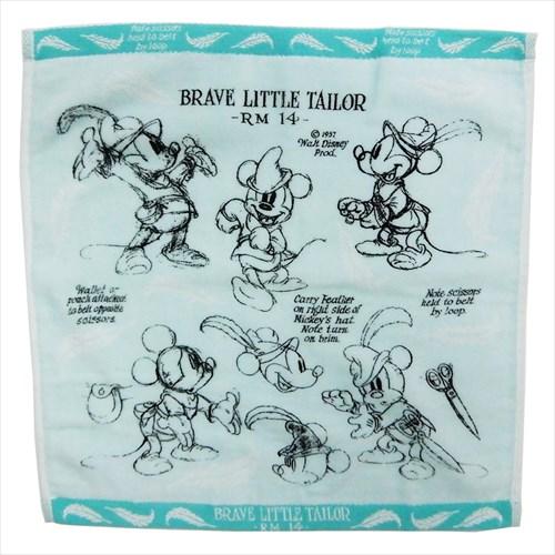 《Disney》方巾-線稿米奇