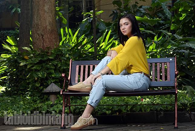 Angela Gilsha Menurunkan Berat Badan karen Diprotes Leo Sutanto, Bos Sinemart