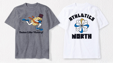 "外電-Nike Sportswear ""Tastes Like Victory"" T-Shirt Collection"