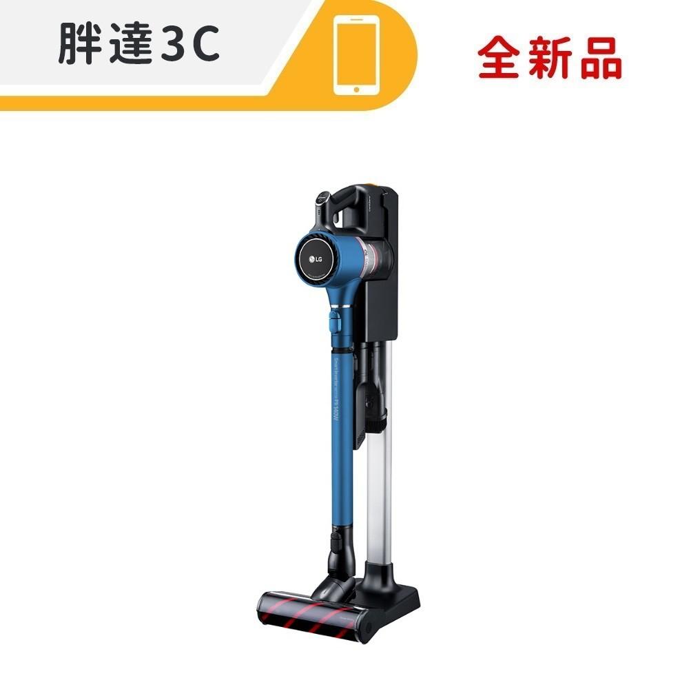 型號:LG CordZero A9+ A9PBED 快清式無線吸塵器 (星艦藍) 品項:全新公司貨,原廠保固(主機兩年/馬達十年) 贈品:7000安培行動電源(贈品保固7天) BSMI : R3A06