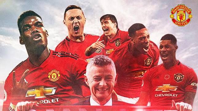 Duet Paul Pogba dan Bruno Fernandes Bikin Pusing Pelatih Manchester United