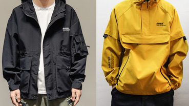人手一件好生火!Dcard、PTT 網友激推的 8 個衝鋒衣、外套品牌,還不快跟上!