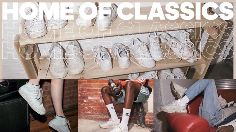 白鞋要買,就買超經典!Adidas舊鞋新玩推出6款奶油白球鞋