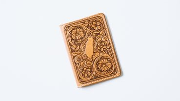 KIOSK Vol.7-12 / 本地職人買物分享 Leatherworks ZIPANGU Passport Case