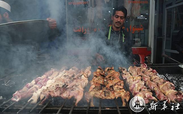 'เคบับ' อาหารประจำชาติอัฟกานิสถาน