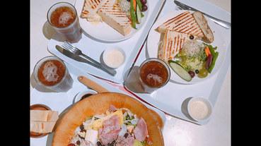 善導寺站早午餐華山-Cube Brunch-丘比手作土司早午餐