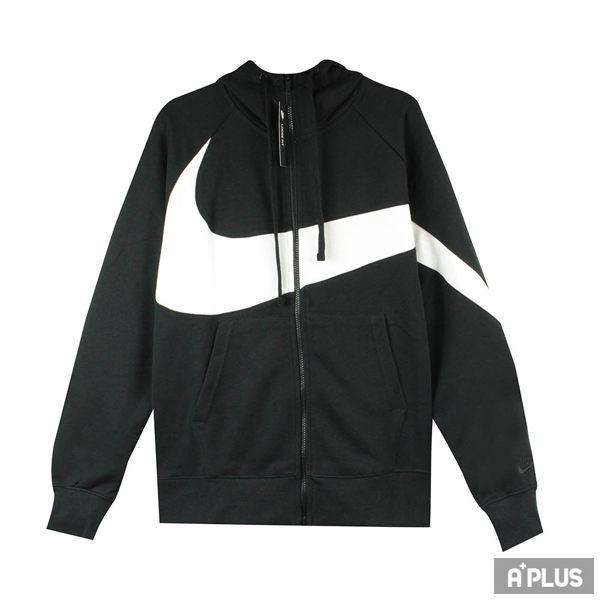 NIKE 男 AS M NSW HBR HOODIE FZ FT STM 棉質--運動外套(連帽)- AR3085010
