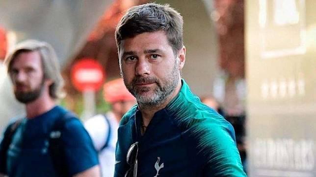 Manajer Tottenham Hotspur, Mauricio Pochettino