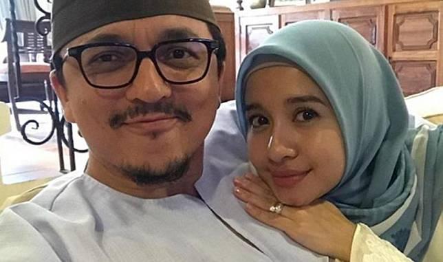 Engku Emran saat masih bersama Laudya Cynthia Bella. (Foto: Instagram)