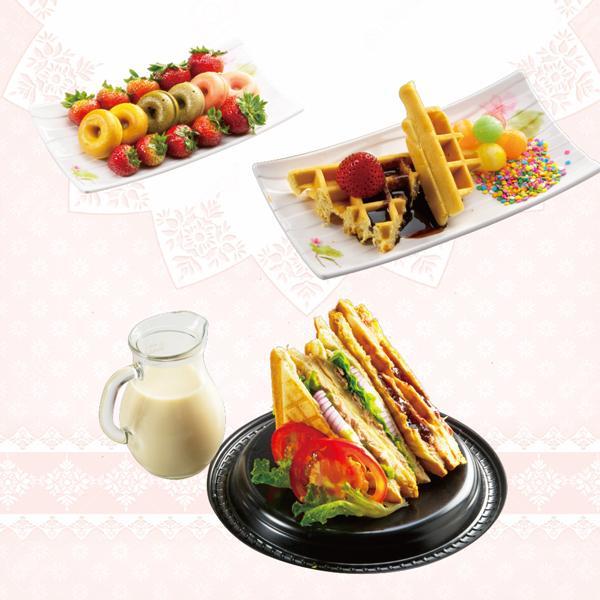 【威利家電】 【分期0利率+免運】日本伊瑪三盤鬆餅甜甜圈機 IW-733