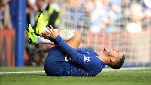 Keputusan Aneh Sarri, Cadangkan Hazard di Semifinal Liga Europa