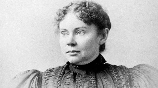 Lizzie Borden. [Publishersweekly]