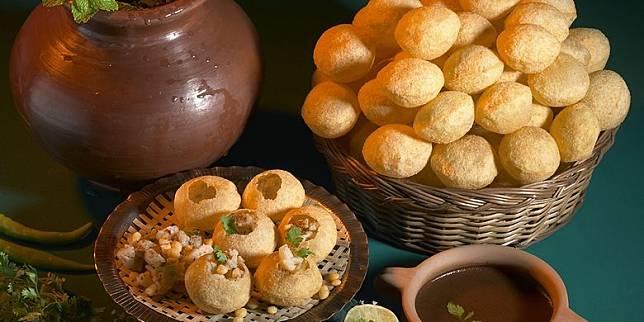 Resep Membuat Golgappa Makanan India Pada Film Rab Ne Bana Di Jodi Kompas Com Line Today