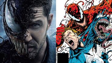 湯姆哈迪親自曝光《猛毒 2》大反派「血蜘蛛」首張劇照,預告將上演殘忍血腥大屠殺!