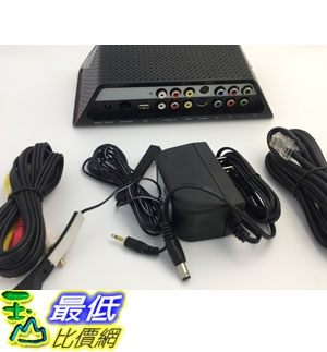 (裸裝,現貨一臺) SLINGBOX SOLO MODEL SB260 - 100 MEDIA NETWORK STREAMER _Z01